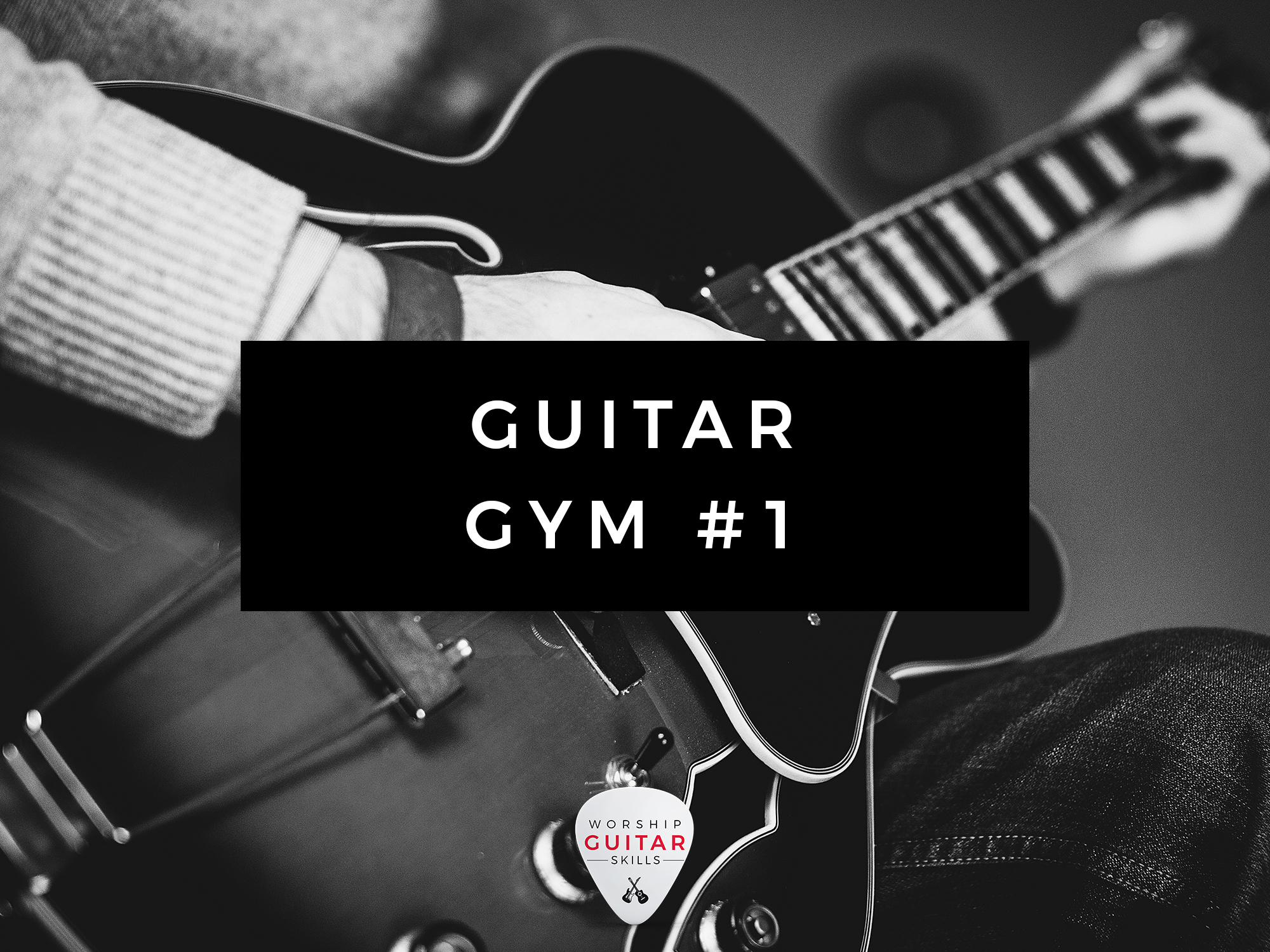 "Guitar Gym ""Chordal Exercise"""