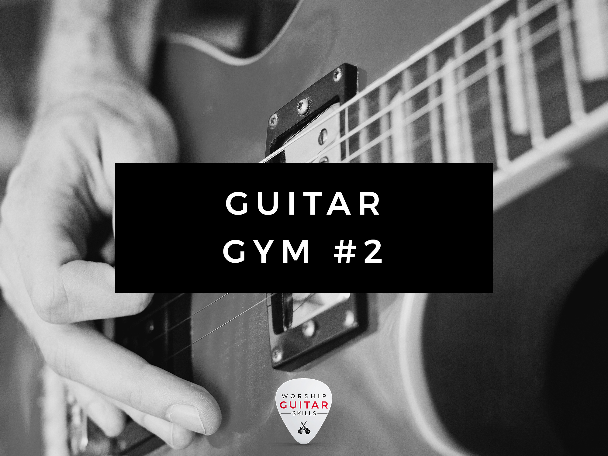 """Guitar Gym """"Chromatic Pattern Collection"""""""