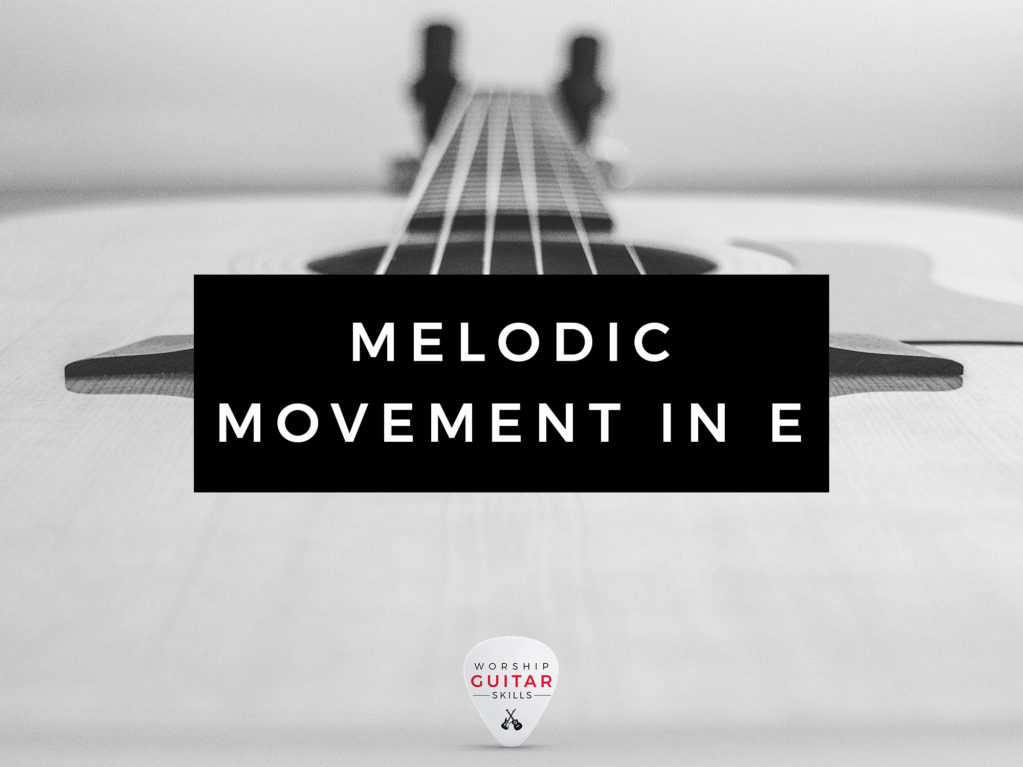 Melodic Movement in the Key of E Major